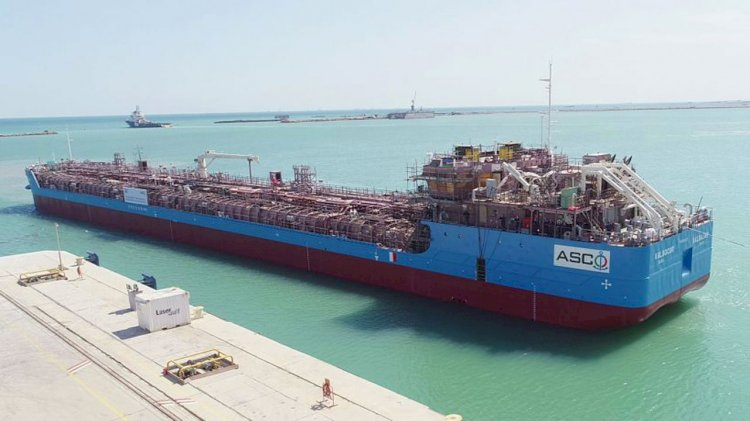 Second tanker manufactured in Azerbaijan launched for the next stage of construction