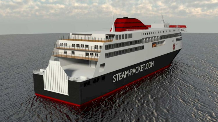 Houlder wins contract for IoMSPC's new purpose-built vessel