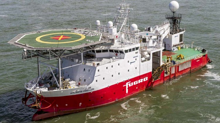 Fugro awarded CrossWind site investigation contract for Hollandse Kust