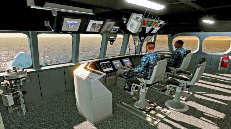 Alion awarded $896M navy integrated training environment contract