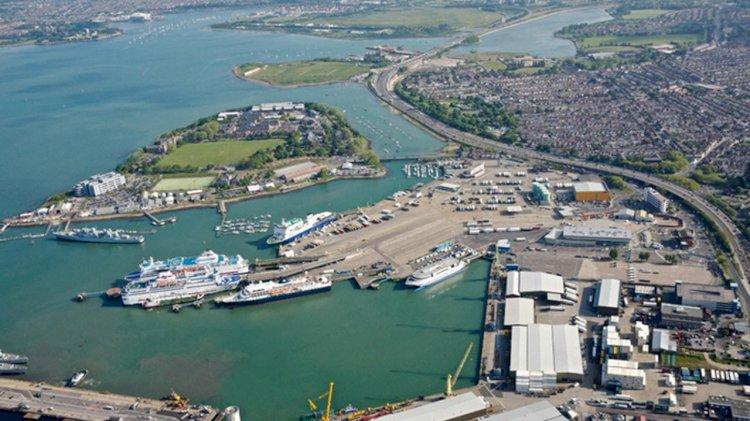 DNV GL verifies Portsmouth International Port's infection risk protocols