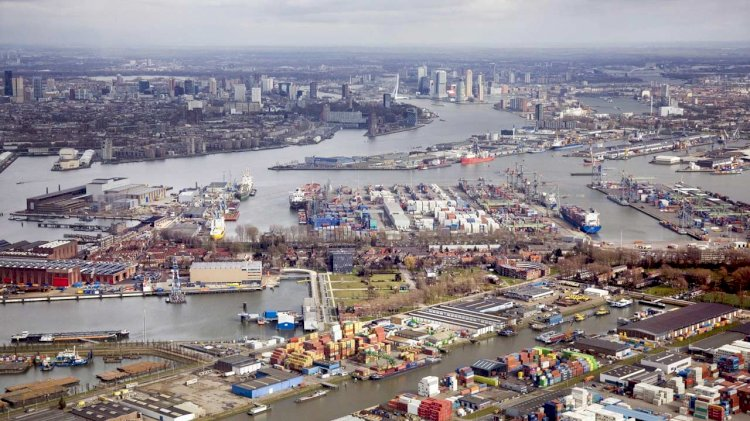 Rotterdam: First trial using mobile degassing installation successful