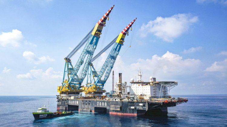 Neart na Gaoithe enters first phase of offshore construction