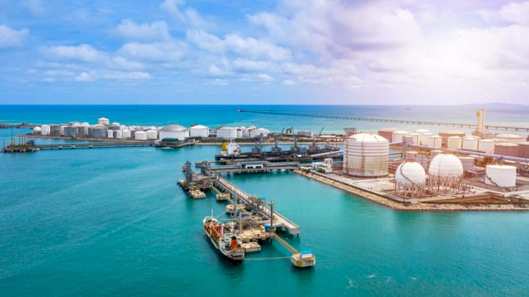 Renewable energy could reduce Asia Pacific LNG plant emissions by 8%