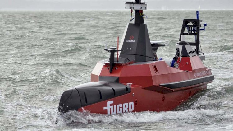 HIPP awards Fugro Gulf St Vincent charting project for AHO