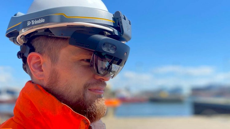 Semco Maritime tests devices using Augmented Reality to speed up service