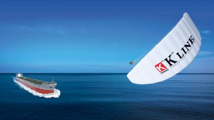 """ClassNK grants AIP to """"K"""" Line and Airseas for their Seawing kite system"""