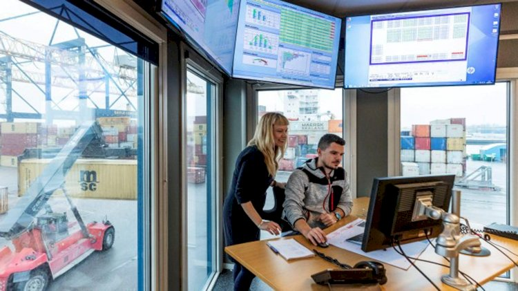 New digital solution will be implemented in port of Gävle during 2020