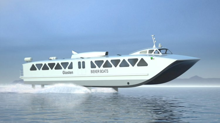"""New JIP to design and deploy new """"Mosquito fleet"""" with innovative ferries"""