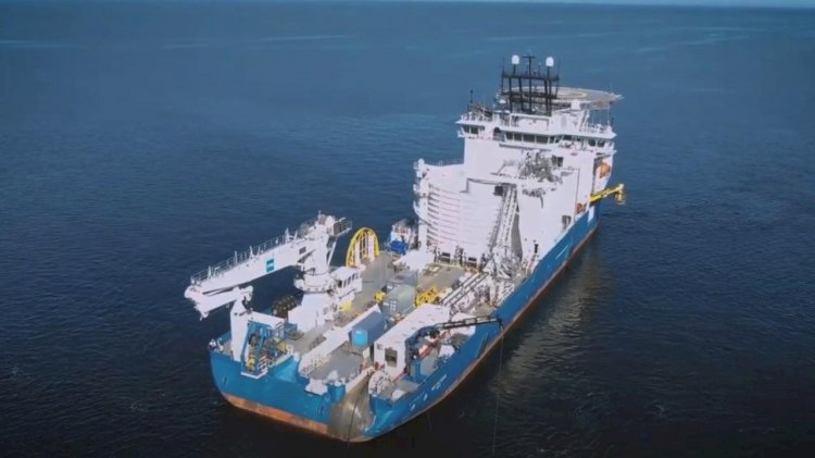 VIDEO: NKT completed the repair of the Baltic Cable HVDC link in only 29 days