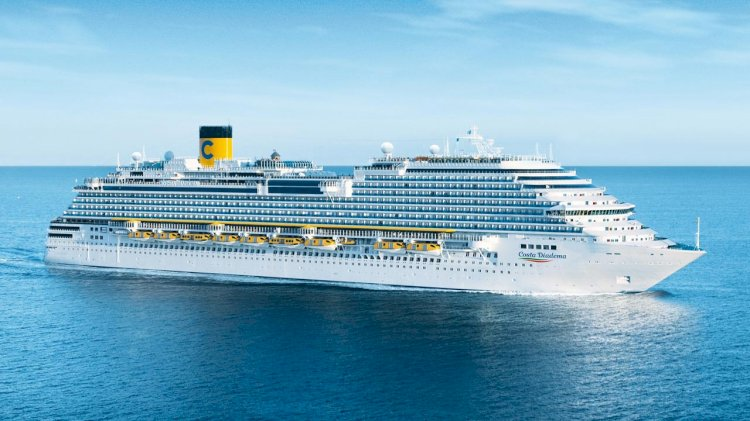 Costa Cruises obtains RINA Biosafety Trust Certification