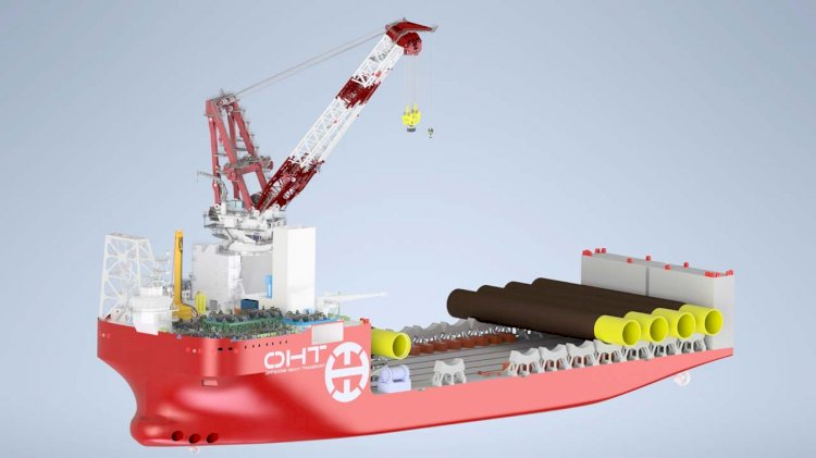 MacGregor secures contract for OHT'sAlfa Liftwind foundation installation vessel