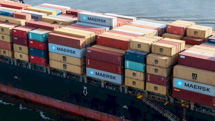 Maersk enhances customers' end-to-end delivery experience