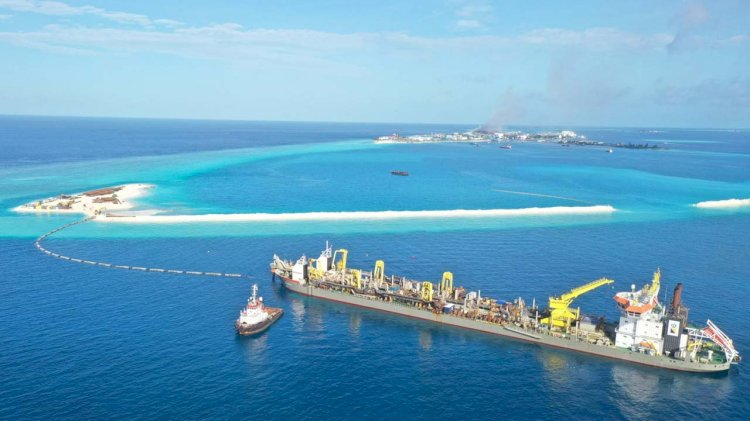 Boskalis recently took on two exceptional projects