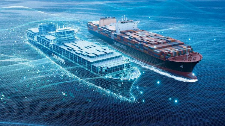 HMM cooperates with SHI to develop smart ship technology