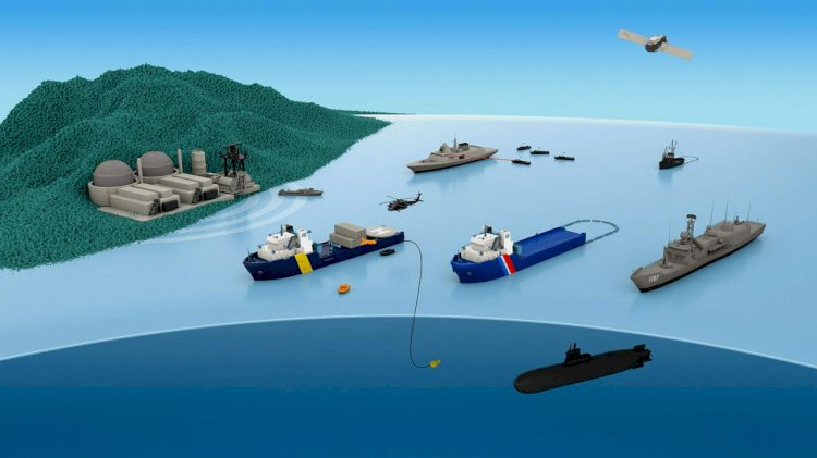 Marlink's smart network technology enables SeaOwl's remotely operated vessel project