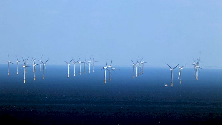 Vineyard Wind develops the utility-scale offshore wind project in the USA