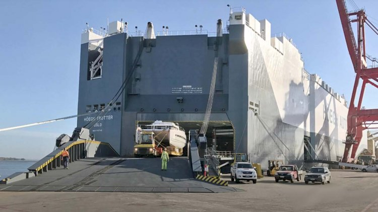 Höegh Autoliners: RoRo saves the day for large breakbulk shipment amidst Coronavirus pandemic