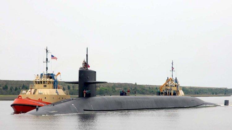 NOAA improves marine navigation near Georgia and New Hampshire naval bases