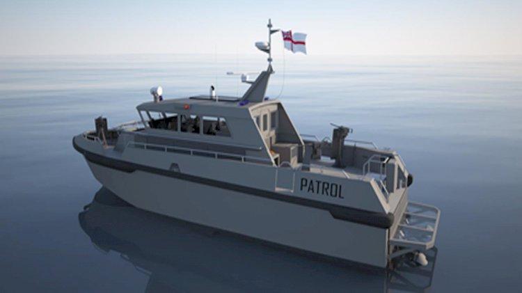 Two new BMT fast patrol vessels achieve major milestones
