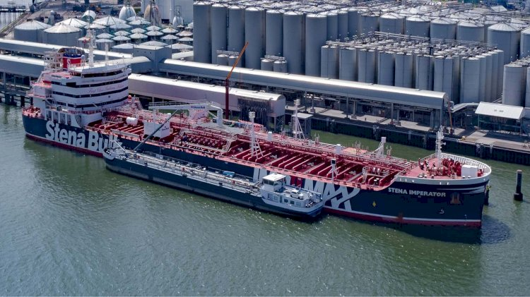 Stena Bulk completes sea trial with ExxonMobil's first marine biofuel oil