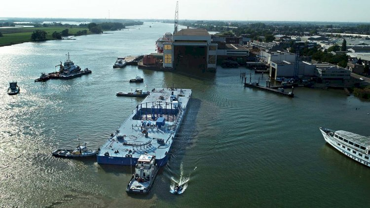 NKT invests in power cable transportation to support the growing offshore wind market
