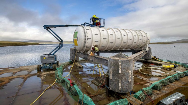 Microsoft finds underwater datacenters are reliable and use energy sustainably