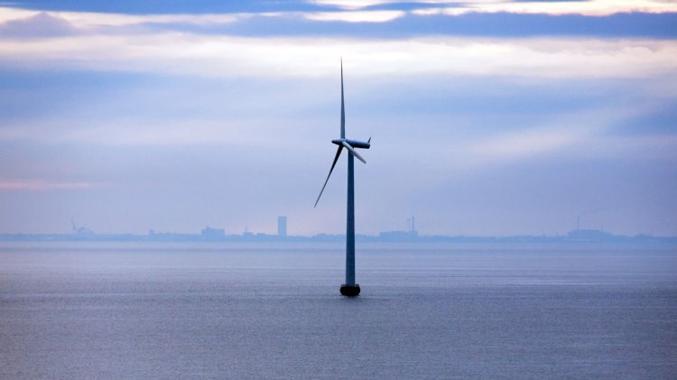 New vision to link offshore wind farms to Britain and the Netherlands