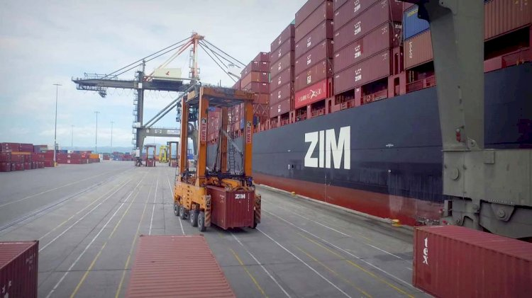 ZIM launches a new China-Australia express line