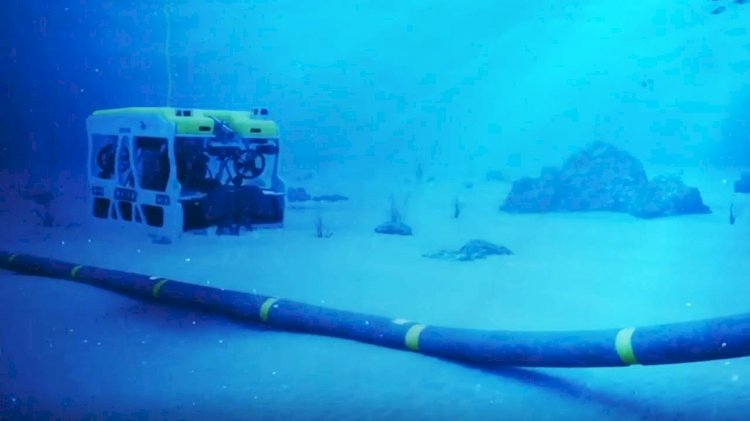 Joint group to facilitate the inspection of subsea pipelines using digital technology