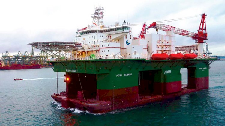 POSH offshore accommodation vessels win long-term charters with Petrobras