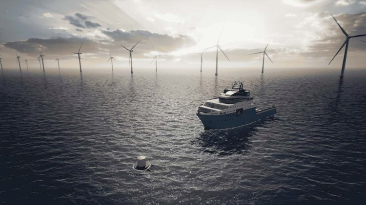 Maersk and Ørsted to test offshore charging buoy to reduce vessel emissions