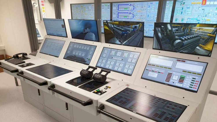 KDI wins contract to deliver engine room simulator to Flensburg University