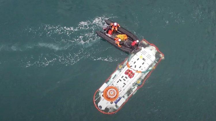 JFD awarded extension of prestigious NATO submarine rescue system contract