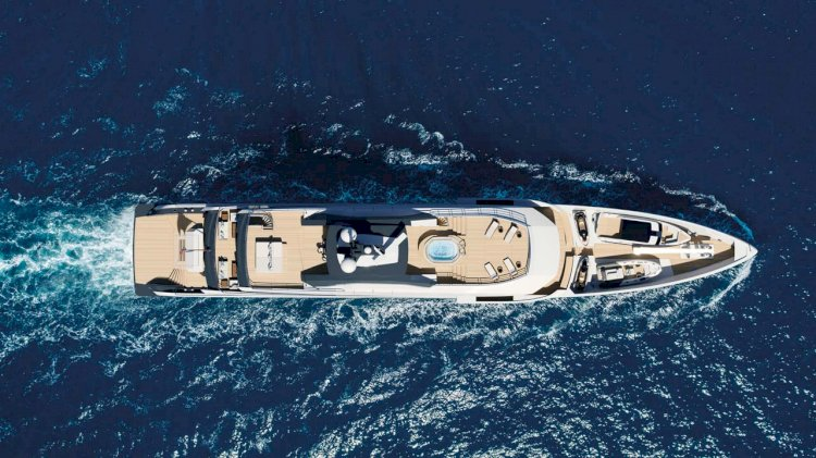 Alewijnse signed up to work on two more AMELS 60 superyachts