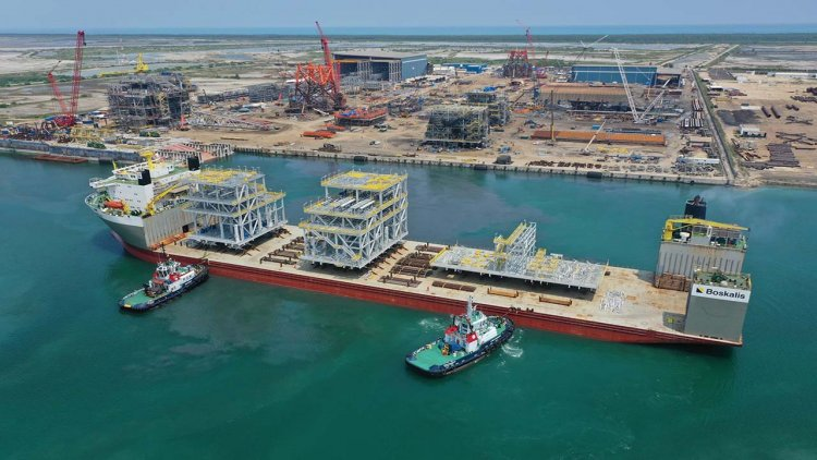 McDermott announces shipment of first MODEC FPSO Modules