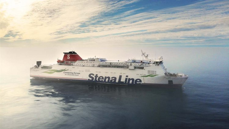 Stena Nordica returns to the ferry route between Gdynia and Karlskrona
