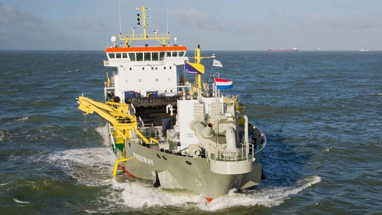 Boskalis secures multiple dredging contracts in Germany