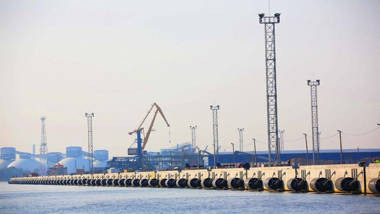 Port of Riga could start servicing capesize vessels next year