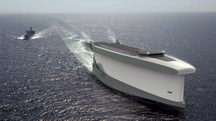 Høglund Marine Solutions takes two-thirds stake in wind-assisted car carrier project