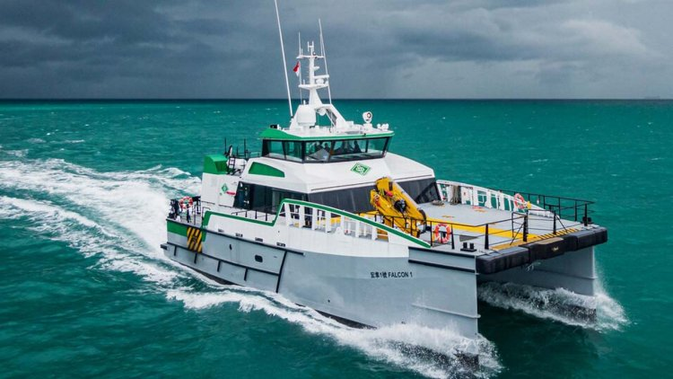 Damen FCS 2710 receives ABS approval in principle