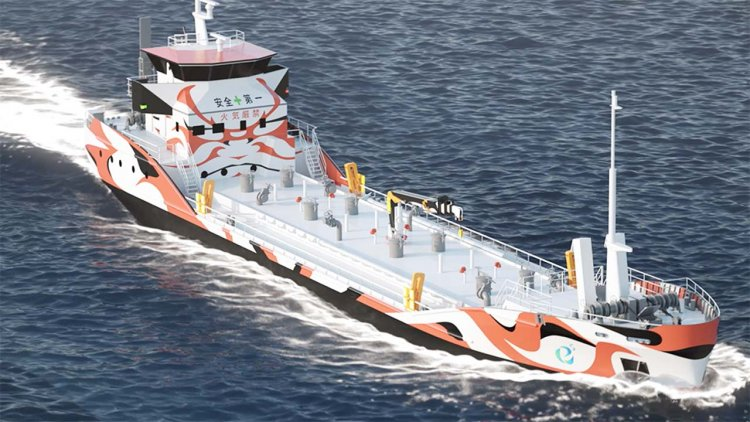 Asahi Tanker orders 2 of world's 1st zero-emission electric-powered tankers