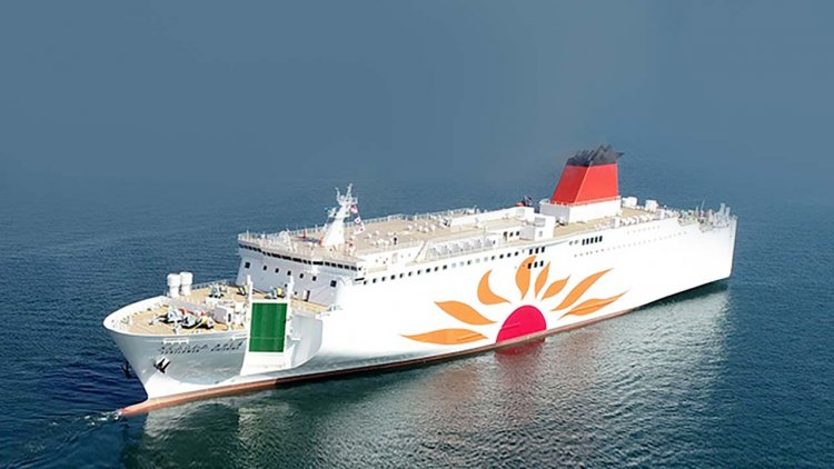 MOL's Kinai Maru, Sunflower (1st Generation) selected for 4th 'Ship Heritage Certificate'