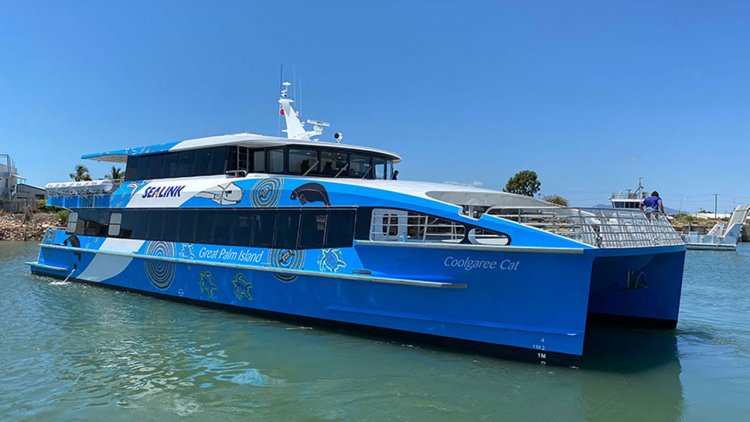 Incat Crowther launches a new robust 32m catamaran
