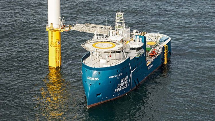 Tampnet to provide 4G/LTE coverage for the GEMINI Offshore Wind Park