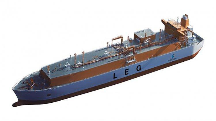 Wärtsilä cargo handling system design selected for new VLEC vessels