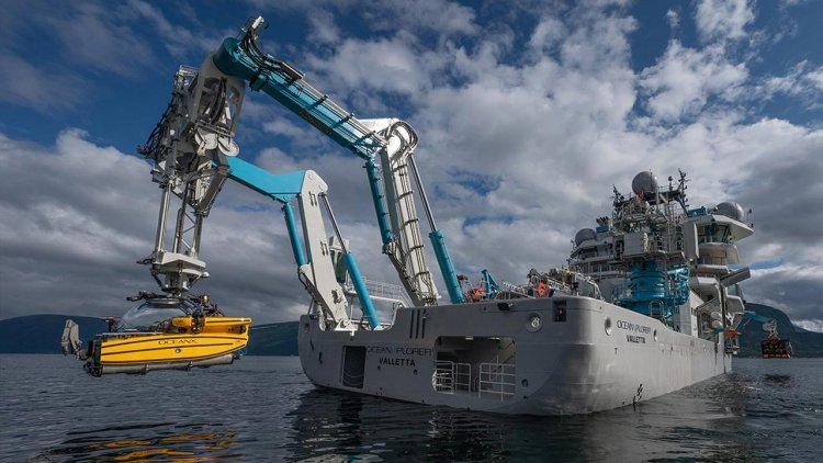 """Damen completes the extensive rebuild of """"OceanXplorer"""""""