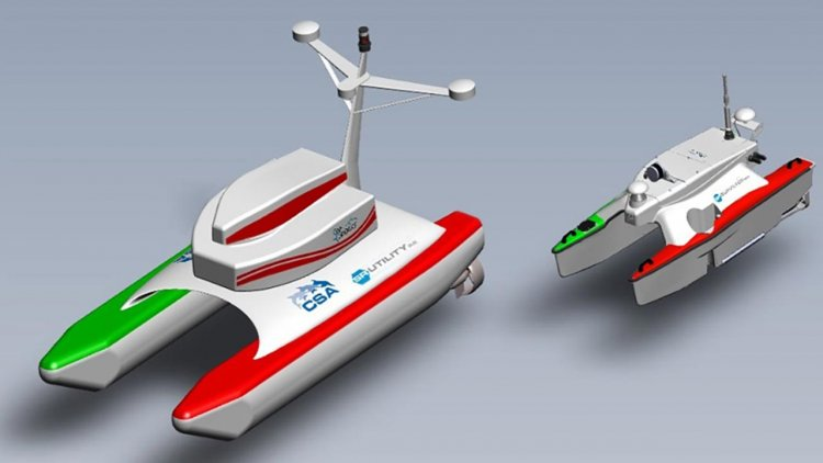 CSA and SRC enter into joint development of advanced ASV platform