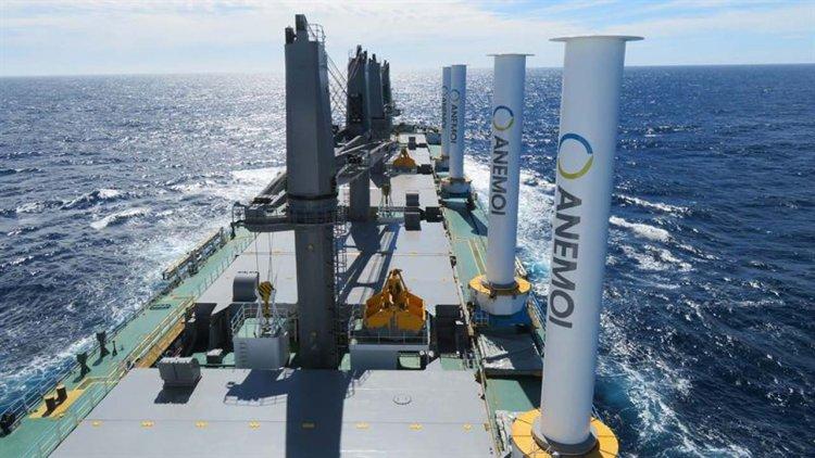 Wärtsilä to collaborate with Anemoi Marine Technologies in future sales of Rotor Sail solutions