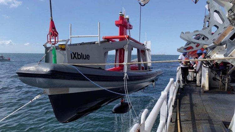 NOAA chooses DriX USV to help build the next generation ocean exploration system